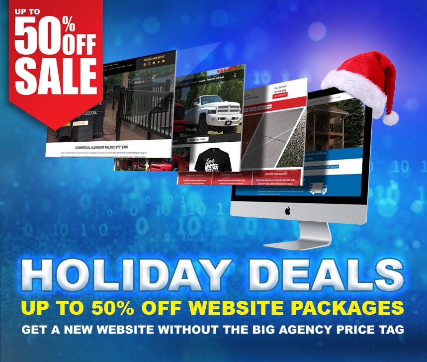 Inventiv Web Deign Social Media Image - Holiday Deals 3